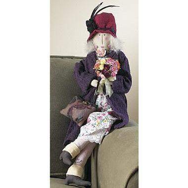 Lady of Wisdom Doll