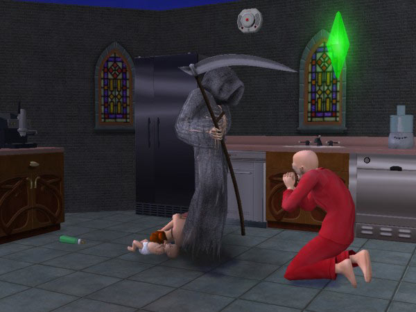 A Week In The Life Of The Sims 2