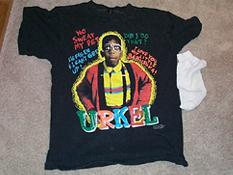 Do not fear the Urkel Shirt.  Embrace it!