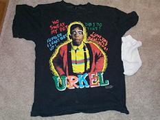 Do not fear the Urkel Shirt.  Embrace it!