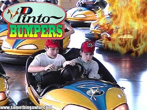 Bumper Car Madness Game