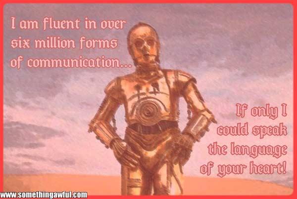 A Very Star Wars Valentines