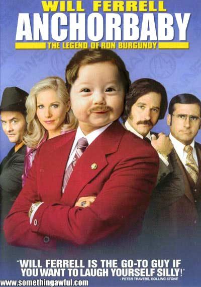 Will ferrell baby movie