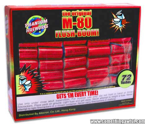 What Is an M80 and Is It Legal or Illegal  Dynamite