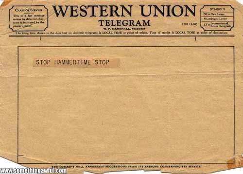 history u0026 39 s unsent telegrams