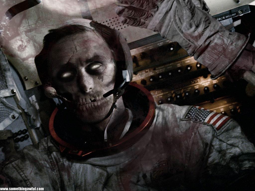 zombie astronaut costume - photo #16