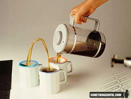 Kaffee-Portal