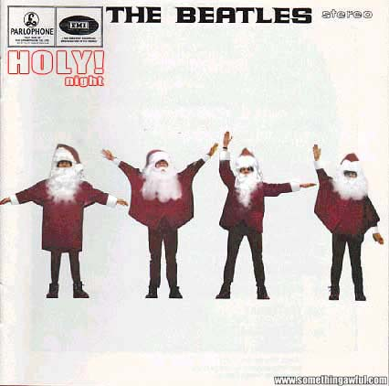 Christmas Albums.Unlikely Christmas Albums
