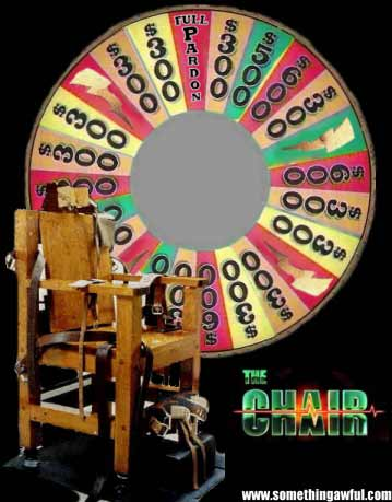 Awful game shows for Chair of the fed game