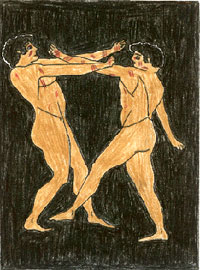 a report on the ancient olympic games in greece and the spirit of olympic athletes The olympic games the olympic games is a prestigious event where athletes from all over 1 history of the ancient olympic games the ancient greek olympics.