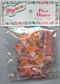 The Mexican Candy Bandito Shooutout