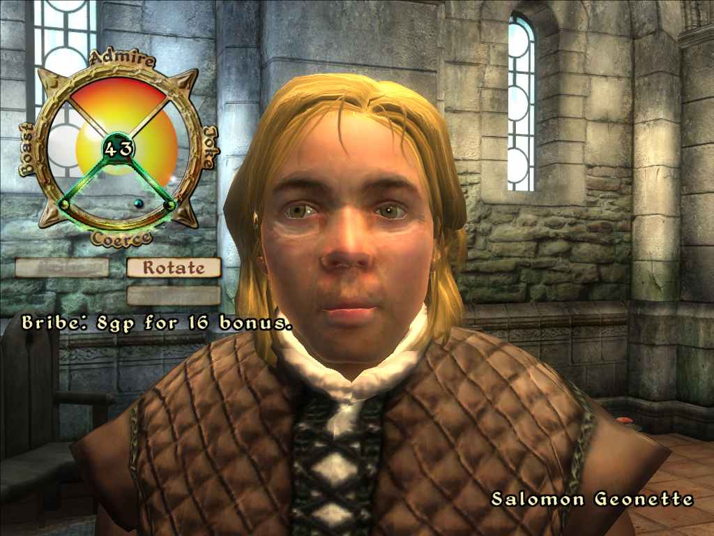 Can you have sex in oblivion