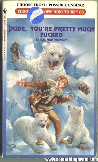 Choose Your Own Adventure Books That Never Quite Made It