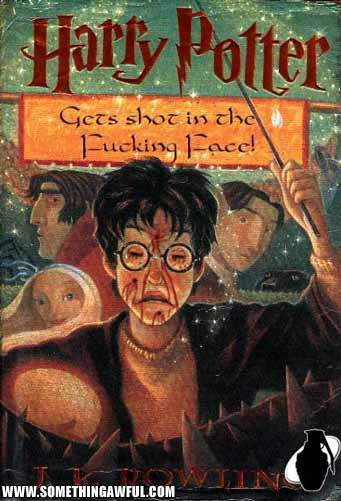 Harry Potter Book Kickass : Harry potter books we d like to see