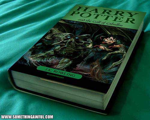 Harry Potter and the Call of Cthulhu
