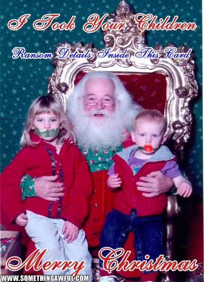 Our First Christmas Cards