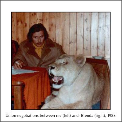 Ex Lion Tamer