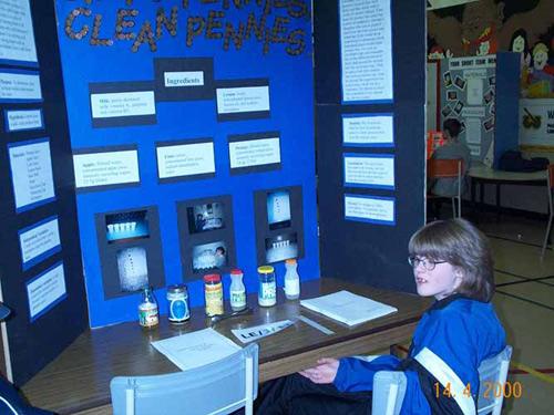 Science Fair Swat
