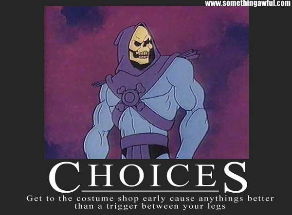 Motivational Posters For Super Villains