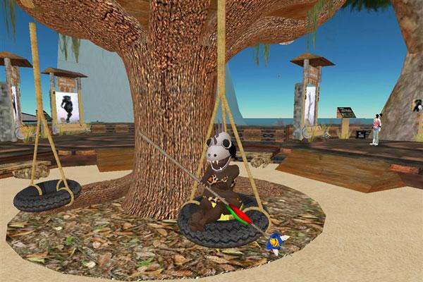 The bushmen of buka for Swingvillage