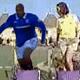 El Hadji Diouf Kicks Back!