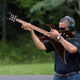 These Images of POTUS Obama Firing a Gun Have Not Been Manipulated!