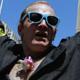 NATO Scrambles to Respond to Protestors' Signs