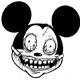 Draw Mickey's Mouth!