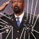 What Are All Those Medals On Sheriff David Clarke's Costume?