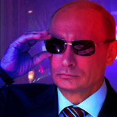 The Case Files of Supreme Detective Vladimir Putin