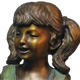 Vextor Defense Corp proudly presents the Wise Girl Statue