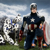 An Open Letter to Marvel: Give Captain America a Dog Man Boyfriend