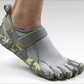 Barefoot Runner: The Vibramist's Manifesto