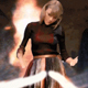 Taylor Swift Crotch Chop!