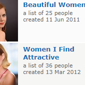The Totally Sane, Healthy World of IMDB User Lists