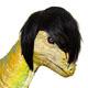 Dinos with Hairdos!