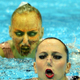 De-synchronized Swimmers!