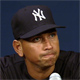 Alex Rodriguez, did you eat my Pizza Rolls?