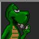 Bronkie the Bronchiasaurus