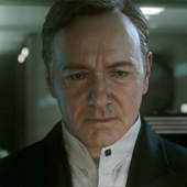 Prepare to Be Thrilled By Kevin Spacey's Face Like Never Before