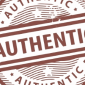 How to Determine the Authenticity of This Authentication Guide
