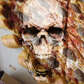 Weird Horror Master Thomas Ligotti's Review of the Hotdog Pizza from Pizza Hut