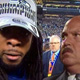Richard Sherman, WWE Superstar!