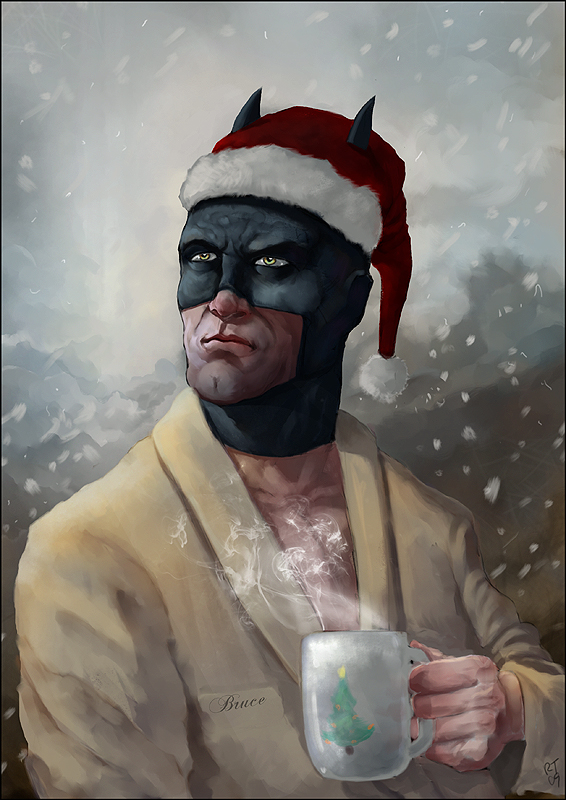 Toady 1 Jingle Bells, Batman S...