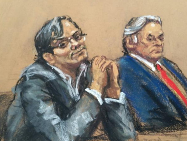 Martin Shkreli May Be A Human Sneer But These Courtroom