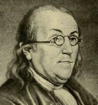 The Lesser Wisdom of Benjamin Franklin