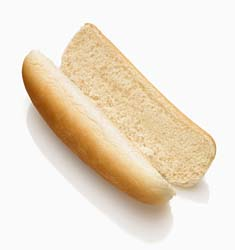 How Many Inches Is A Hot Dog Bun