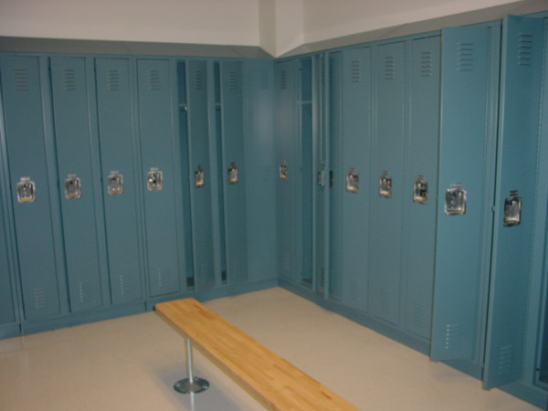 Swat Locker Room