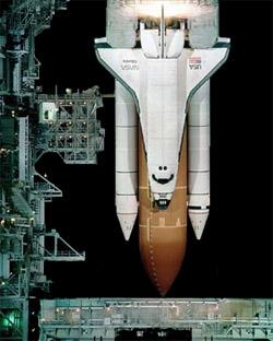 Failure Report: Space Shuttle Excursion