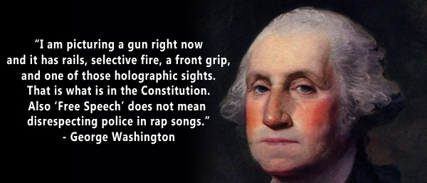 Gun Control Quotes | Great Founding Father Quote Memes For The Gun Control Debate